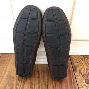 Banana Republic Shoes - Banana Republic Dark Brown Loafer Slip On